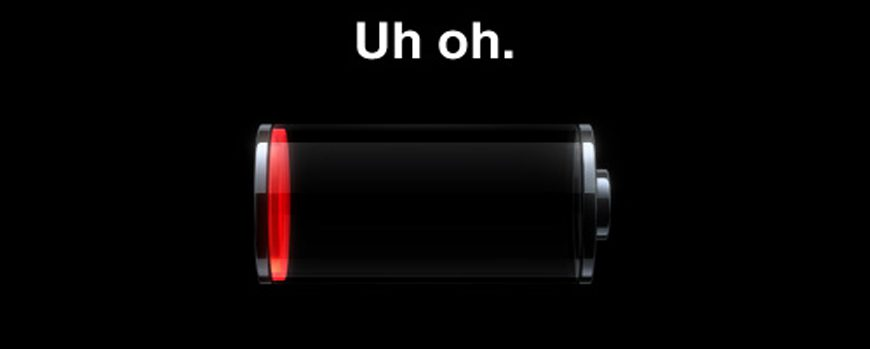 battery-low